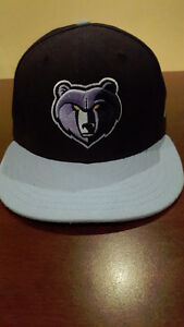 """*NBA Certified* Memphis Grizzlies 7 3/8"""" Fitted"""