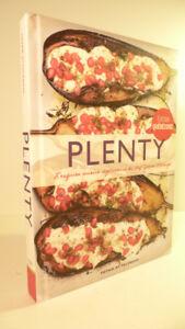 Plenty - Livre de recettes végétariennes -  Yotam Ottolenghi -
