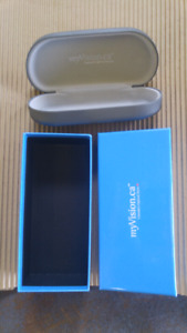 BANKRUPTCY SALE. Glasses case and box