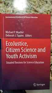 EcoJustice, Citizen Science and Youth Activism: Situated Tension Kitchener / Waterloo Kitchener Area image 1