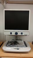 CCTV reading machine for use as an assistive device