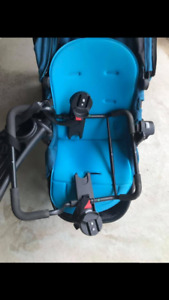 EEUC City select double stroller