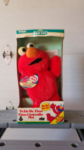 stuffed elmo