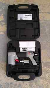 """Porter Cable 1/4"""" Crown stapler"""