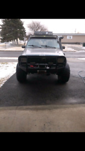96 Jeep xj 5 speed