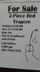 Two-piece Bed Trapeze for sale