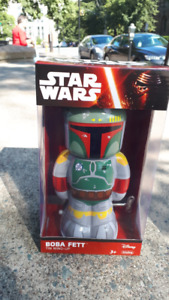 Star Wars Boba Fett Tin Windup Toy (others available)