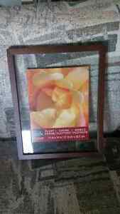 picture frame (11  x 14 or 8 x 10 floating)