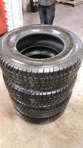 Mint Michelin LTX All Season Tires 235/70/R16