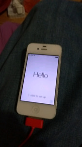 RESET & UNLOCKED iphone 4s - close button doesnt work