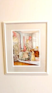 Shirley Deaville limited ed signed GIFT nursery kids baby shower