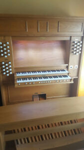 Digital Pipe Organ Viscount Canticus 50