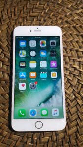 iPhone 6S Plus 16gb Rose Gold BELL Virgin
