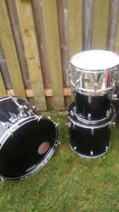 RARE REMO ACOUSTICON 4 pc drumset