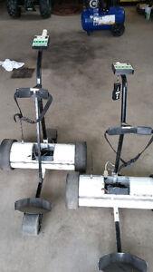 pull cart électronique