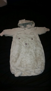 Baby Baby Corduroy bunting suit 2-6 months