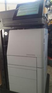 HP LaserJet M630 MFP Multifunction All-in-one Printer