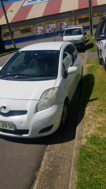 yaris 2009 manual | Cars, Vans & Utes | Gumtree Australia