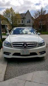 2011 Mercedes-Benz C250 4MATIC