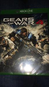 Gears of War 4 - Xbox one Peterborough Peterborough Area image 1