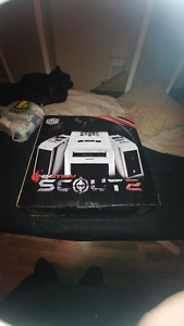 Cooler Master CM Scout 2 Ghost White computer case
