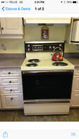 Hot point stove/oven