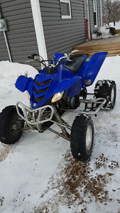 2001 Raptor 660