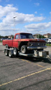 1966 F100 For parts