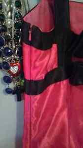Pink Satin Dress London Ontario image 4