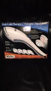 Hot/cold therapy massager