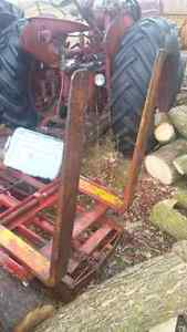 3 point hitch forklift