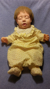Dolls: REAL BABY 1984 Hasbro & Fisher Price 1993 Musical Baby