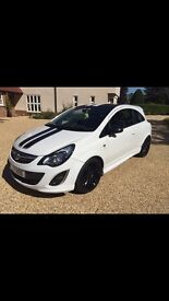 1.3L Vauxhall Corsa limited edition Ecoflex with SAT NAV & SCREEN RARE!!