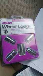 Wheel lock kit new