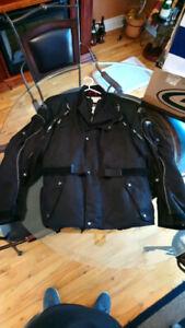 Magnifique ensemble Manteau et Pantalon pour Moto