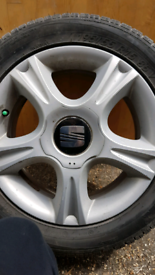 SEAT Wheels and Tyres