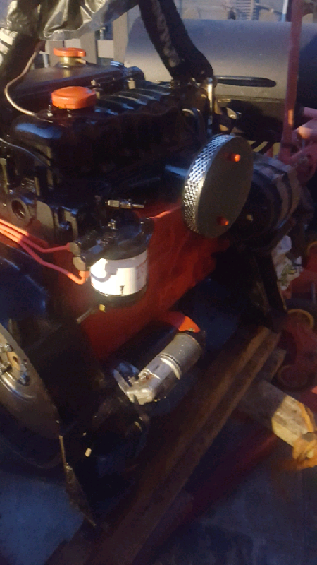 boat engine PERKINS 4108 | in Basildon, Essex | Gumtree