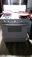 "30"" GE Gas Stove working"