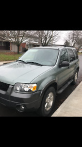 2006 Ford Escape Only 173 000 km!