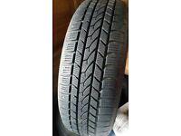 4x winter tyres Falken Eurowinter 185/65 R15 HS439 88T