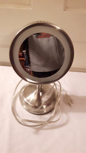 Circular Make-up Mirror