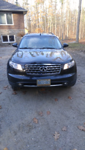 2008 Infiniti FX-35 AWD low KMs
