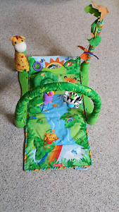 Activity mat and tummy time mat