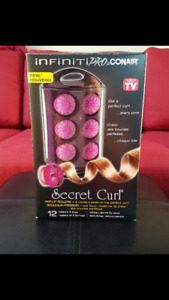 Secret curl Conair
