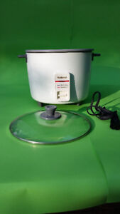 Reliable Rice Cooker: electric
