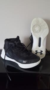 Basketball Shoes Jr Black