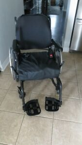 USED WHEELCHAIR - EXCELLENT CONDITION