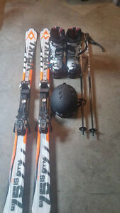 Skiing Bundle - Used 7 times