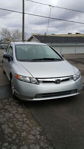 2007 Honda Civic DX-G Berline automatique NEGOCIABLE