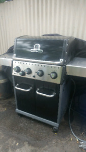 Broil King natural gas bbq